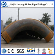 Carbon Steel Hot Induction pipe Bend 5D