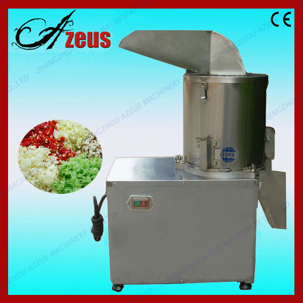 Stainless steel automatic carrot chopper/carrot dicer