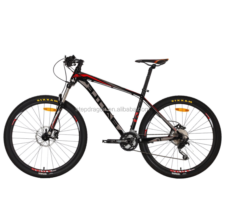 Retail TXT8150-D Black Mountain Bike / bicicletas with MAXXIS Tire & Disc Brake