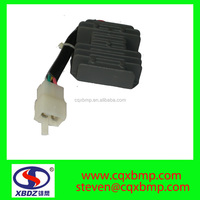 Factory Directly Provide Trade Assurance Motorcycle 12V DC Voltage Regulator /GY6 Three Phase Rectifier Regulator