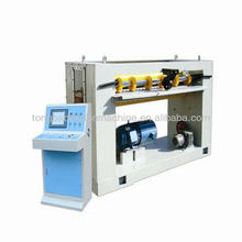 TB Series NC Cut off corrugated carton box making machine