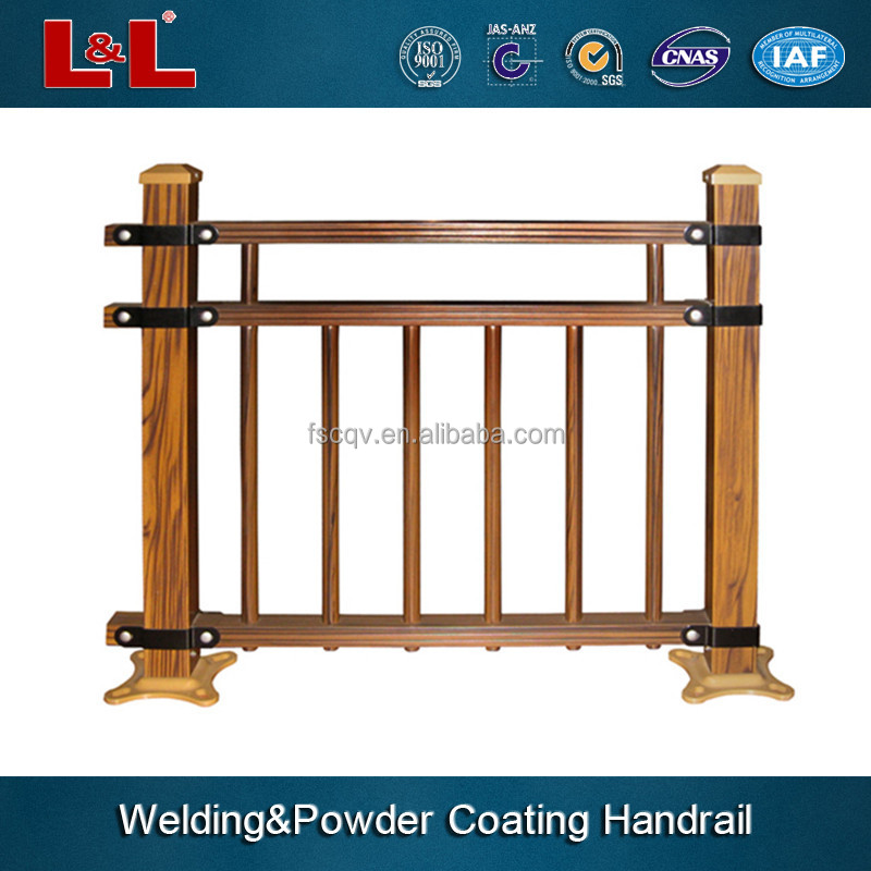 Cheap aluminum balcony fence buy fence and balconies used aluminum fence high quality aluminum - Advantage using tempered glass fencing swimming pool balcony deck ...