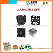 12V DC FAN 40X40X10 MM AFB0412HA 4010 4cm Fan 12V 0.14A AFB0412HA-ROO