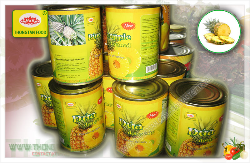 Top Quality Canned Pineapple in light syrup,piece,slice,ring and pizza cu