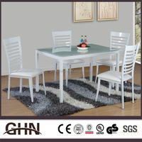 Houseware high-grade furniture set metal leg UBG1764 child study table and chair with high quality