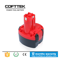 Power Tool Battery / Cordless Tool Battery for Bosch 7.2V (Ni-MH SC*6)