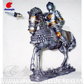 Strong Soldier Holding Weapon Figurines Soldier Statue For Sale