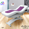spa electric facial bed/facial bed /portable wooden massage bed(8809)