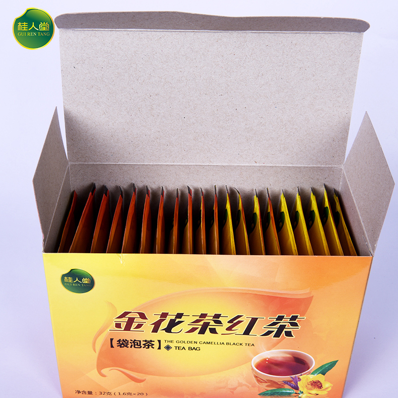 China Factory Supply 100% Natural Instant Best Black Tea