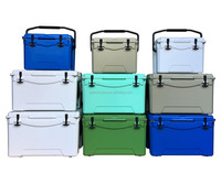 rotomolded cooler box, ice chest, ice cooler box