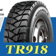 Triangle Brand Off Road Truck Tire 315/80R22. 5 TR918 for Non-paved Roads