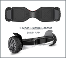High rank UL2272 certificate Scooter NEW Electric two wheels 6.5inch Scooter
