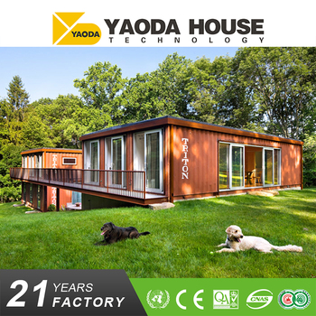 Yaoda Prefab Container Homes for Sale