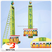 cheap china amusement park attractions jumping frog fairground ride for sale