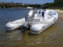 Zodiac rigid console inflatable boat for sale HLB420B