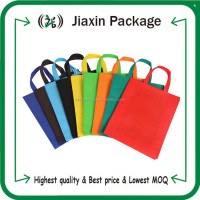 Eco-friendly foldable non woven shopping bag price wholesale