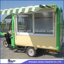 Shanghai jiexian JX-FR220GH FOOD WARMER CART FOR SALEcatering truck