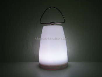 LED Camping Lantern - Slim Cone shape