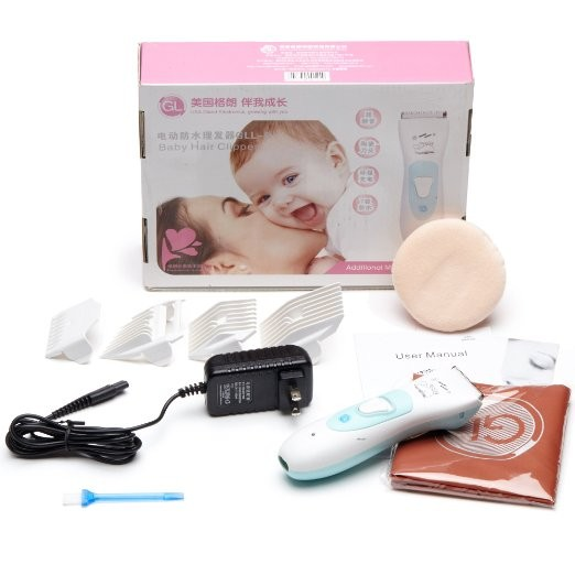 House Hold Professional Electric Baby Hair Clipper /Baby Hair Cut Kit/ Baby Hair Trimmer
