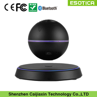 hot new products for 2016 SC-25 Portable Wireless Magnetic Levitating Bluetooth Speaker