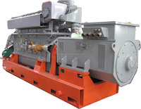 Low Speed high efficiency AC 3ph140kw Biomass Generator with best price for overseas market