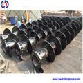CFA long helix construction kelly drill pipe of drilling rig parts