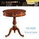 Italian Design Wood Table,Antique Centre Table Designs classic small round table with drawer