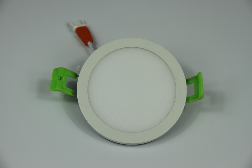 Factory Price Cheap Wholesale UL DLC CE ROHS Ultra Slim 3w SMD round led Panel Light
