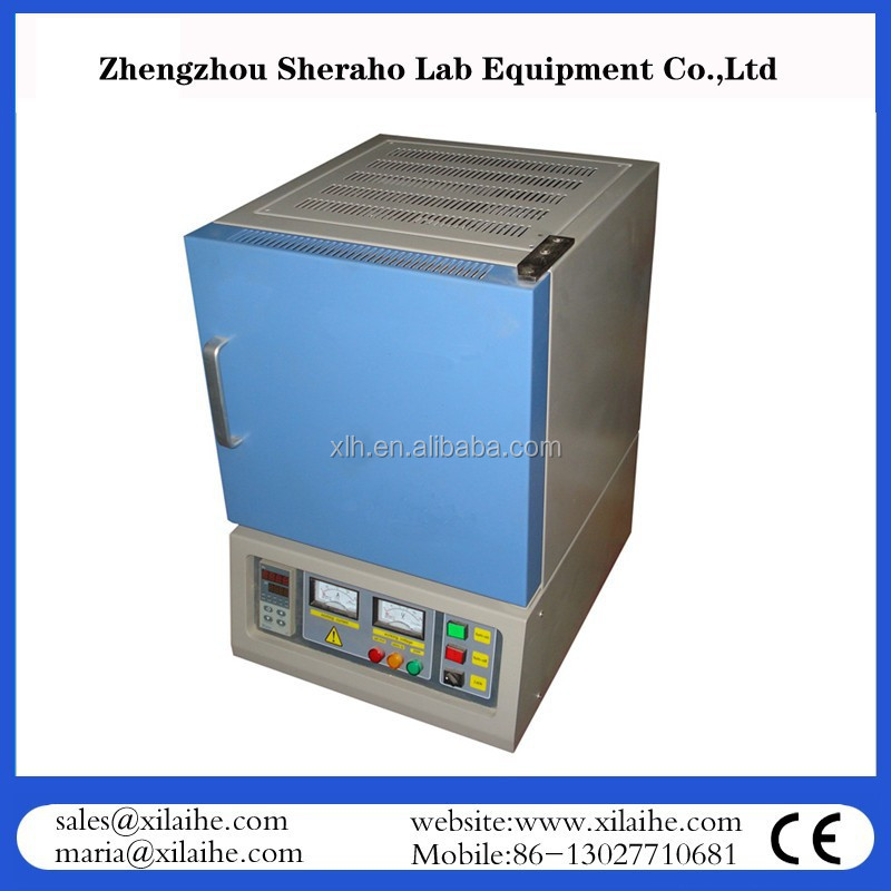 CE Approval electric crucible furnace for sintering ceramic parts and component in Lab