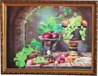Exquisite 3D Oil Painting Wall Art Wooden Picture Frame