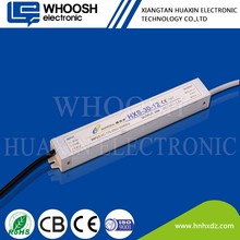 high efficiency constant current driver 60w 24v waterproof led power supply