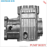 aluminum die casting high pressure washer parts