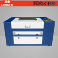 LT-350 Foam/Acrylic/Paper/Wood/Leather/Fabric/Plywood plastic laser engraving machine with CE approved