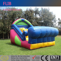 Commercial giant small indoor outdoor inflatable bouncer castle inflatable jumper