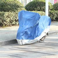 cheap custom printing motorcycle covers/rain cover for scooter with manufacture price and free sample