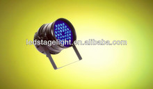 battery powered flat led par can