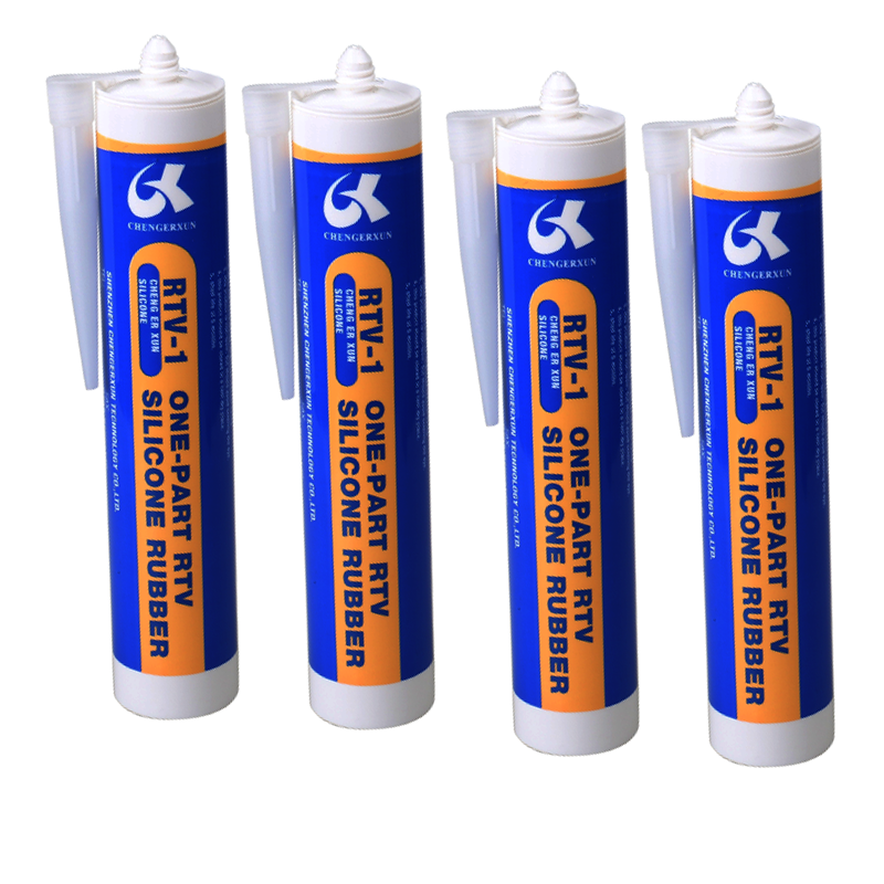 Transparent Silicone Sealant Adhesive for Construction
