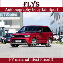 autobiography body kit for Range Rove sport . Plastic materiall!!!Factory Price!!!