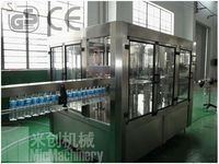 Mic 18-18-6 machinery automatic mineral water bottling plant price for 8000BPH with CE