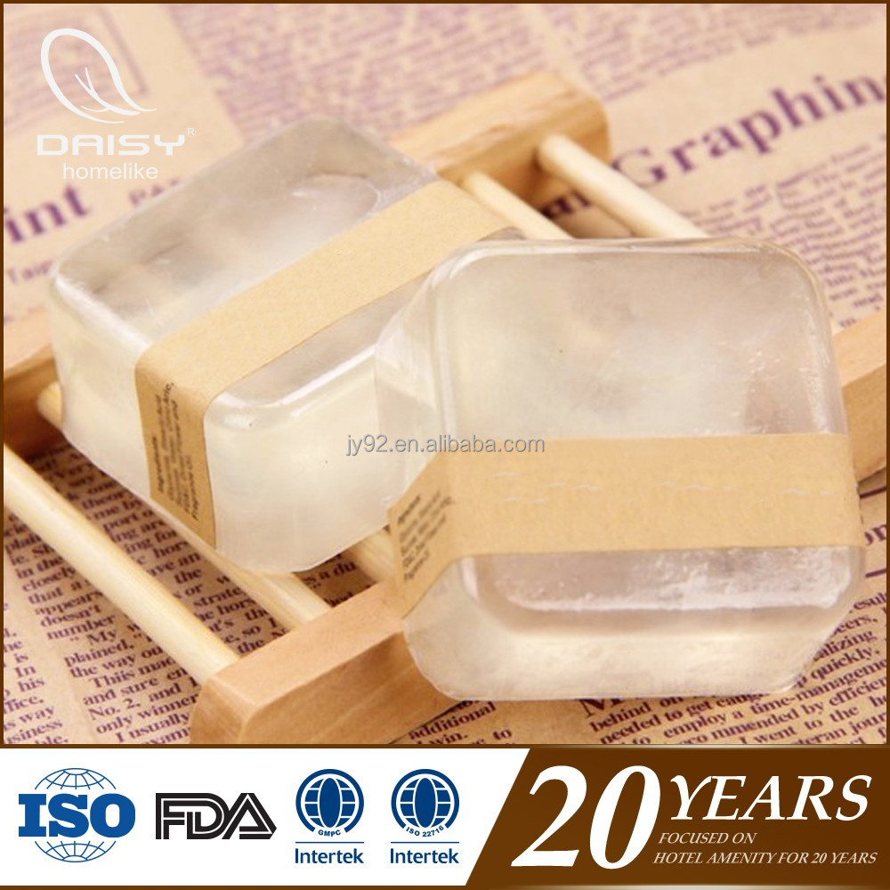 Names of Indian Small Transparent Soaps for Hotels