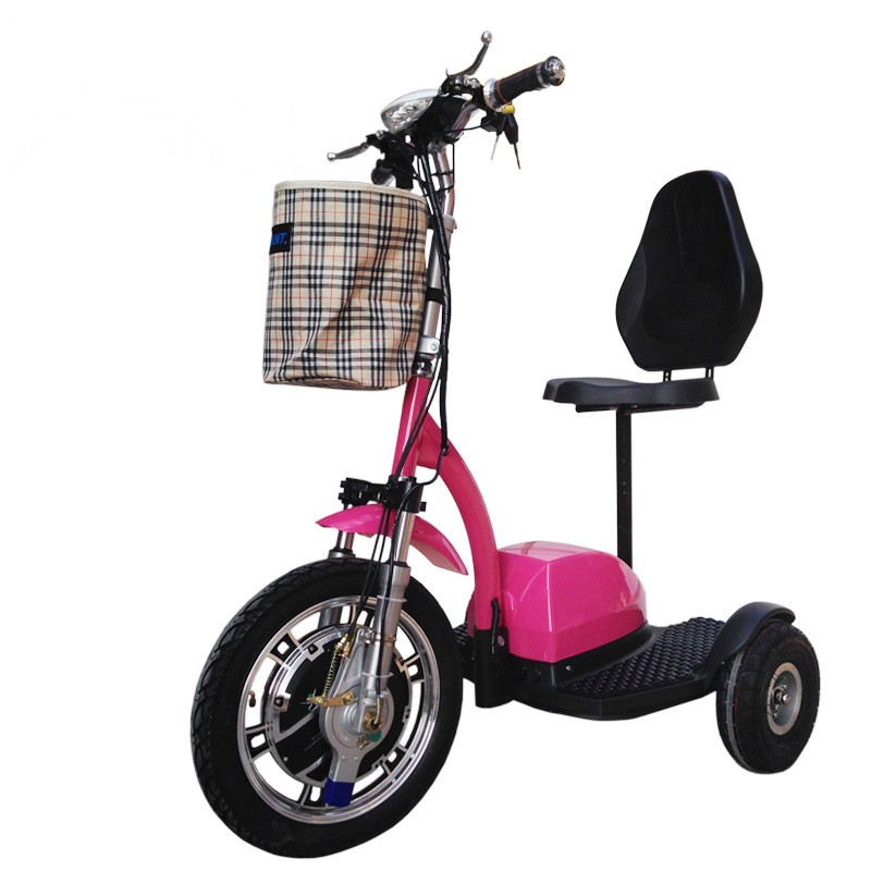 2000w electric scooter 3 wheel tricycle 48v 20ah Popular cargo tricycle with hydraulic/high quality three wheels electric tricyc