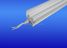 double row LED tube T5 1200mm 120cm 1.2M 3ft 36W SMD2835 integration tube light lamp holder two years warranty good quality