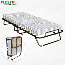 high quality slat hotel single folding bed---AUTO COMPACT
