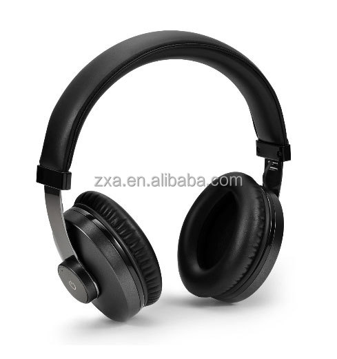 V4.1 Bluetooth version black classics design top quality bluetooth headphone