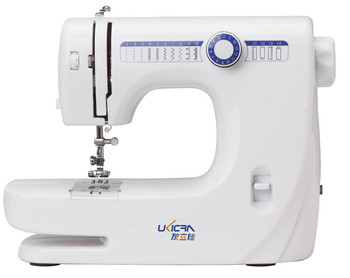 sewing machine programmable UKICRA UFR-609
