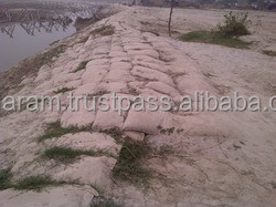 geotextile fabric bags for slop protection