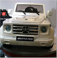 Mercedes Benz licensed SUV cars with two motors