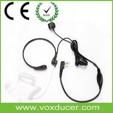 Factory Manufature Voice Activated Walkie Talkie Headset for Baofeng