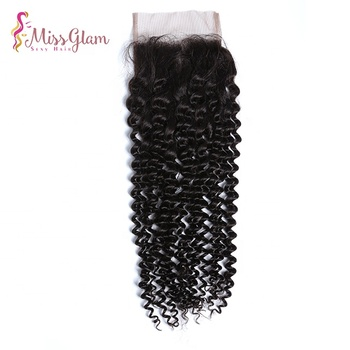 Brazilian virgin Extensions Wholesale 4x4 closure lace frontal closure  remy peruvian Human hair