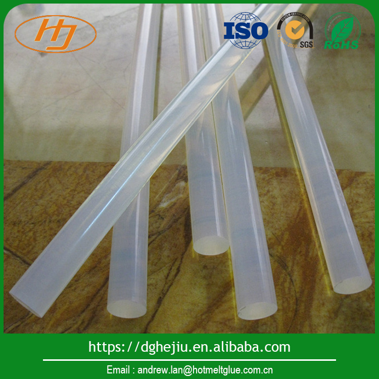 Factory offer translucent hot melt acid free strong adhesion glue stick
